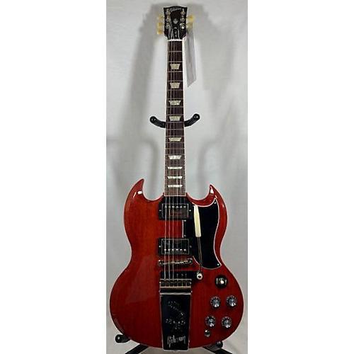 Gibson 2019 SG STANDARD W/MAESTRO VIBROLA Solid Body Electric Guitar