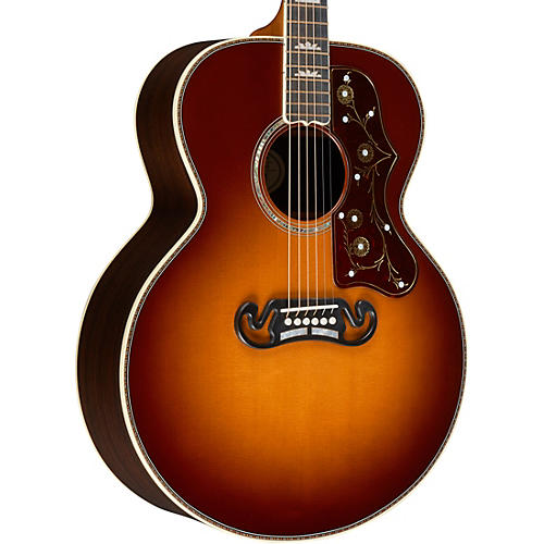 Gibson 2019 SJ-200 Deluxe Acoustic-Electric Guitar