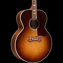 Gibson 2019 SJ-200 Studio Acoustic-Electric Guitar Walnut Burst
