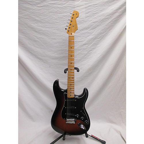 used fender 2019 vintera 50s stratocaster modified solid body electric guitar 2 color sunburst. Black Bedroom Furniture Sets. Home Design Ideas