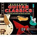 Hal Leonard 2020 Electric Guitar Classics Daily Desk Calendar thumbnail