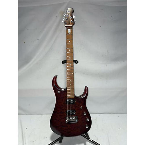Ernie Ball Music Man 2020 JP15 John Petrucci Signature BFR Solid Body Electric Guitar