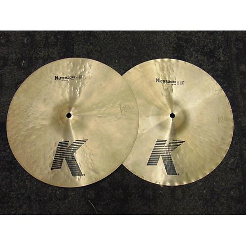 Zildjian 2020s 14in K Mastersound Hi Hats Pair Cymbal