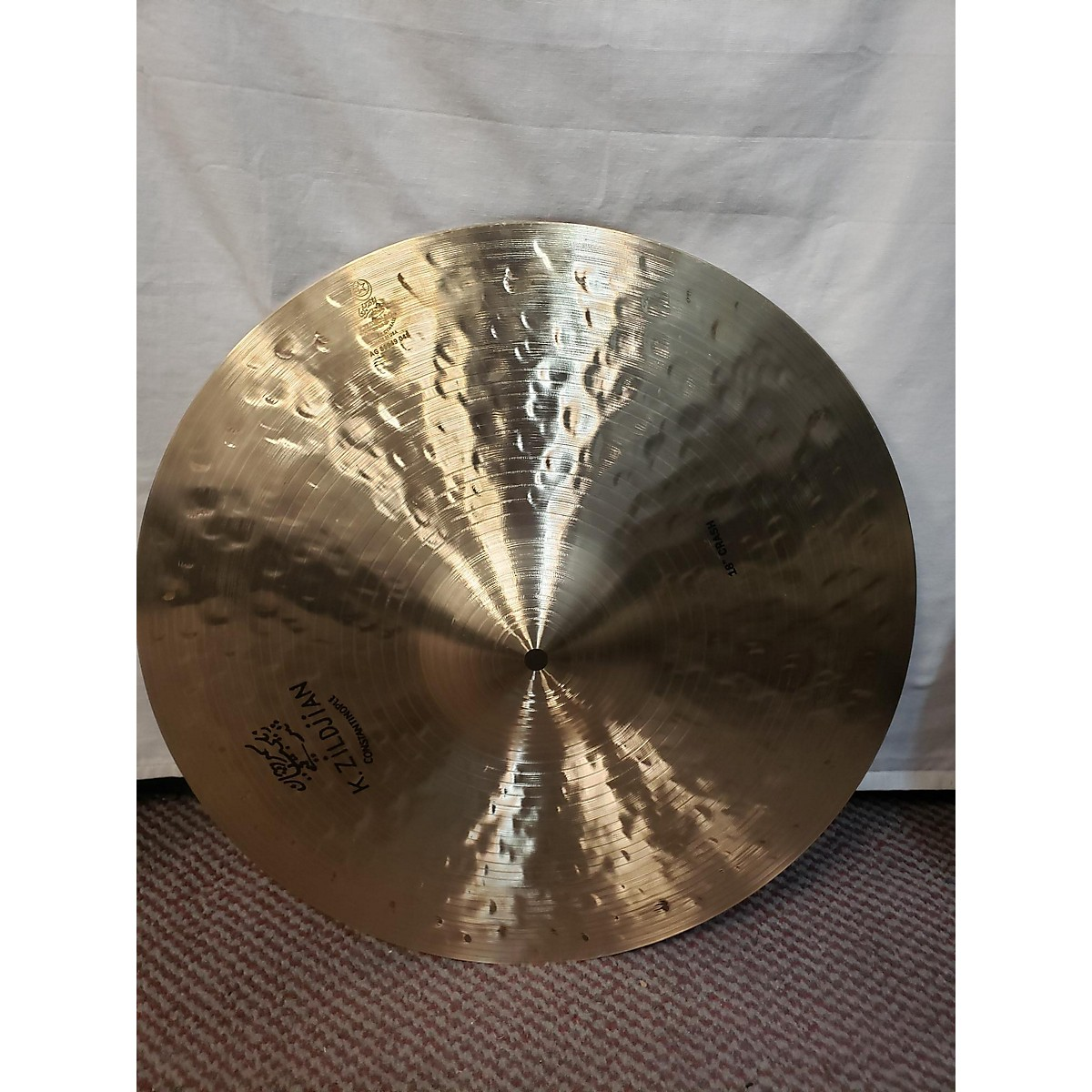 Zildjian 2020s 16in K Constantinople Crash Cymbal