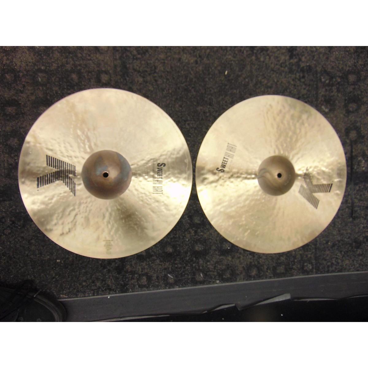 Zildjian 2020s 16in K Sweet Hi-Hat Pair Cymbal