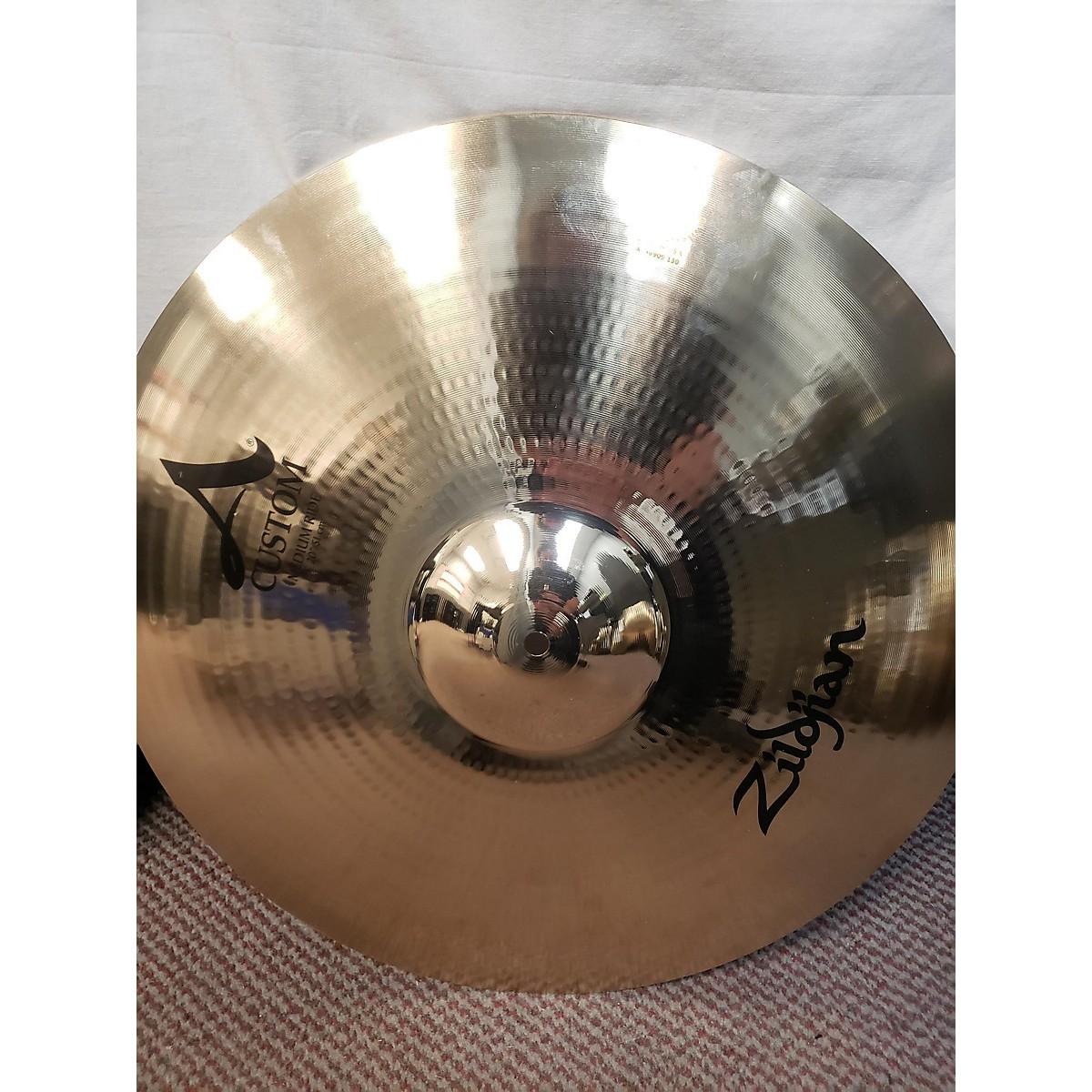 Zildjian 2020s 20in A Custom Medium Ride Cymbal