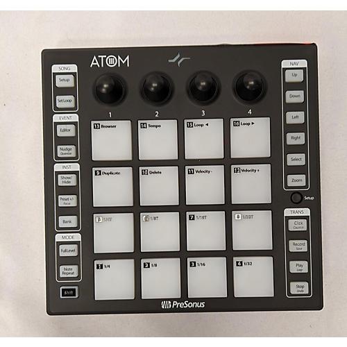 Presonus 2020s Atom Production Controller