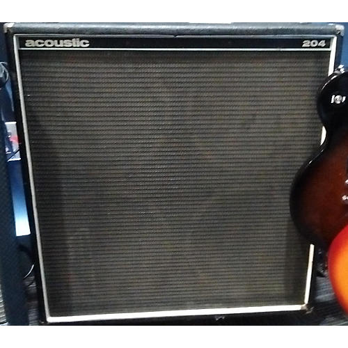 Acoustic 204 Bass Cabinet