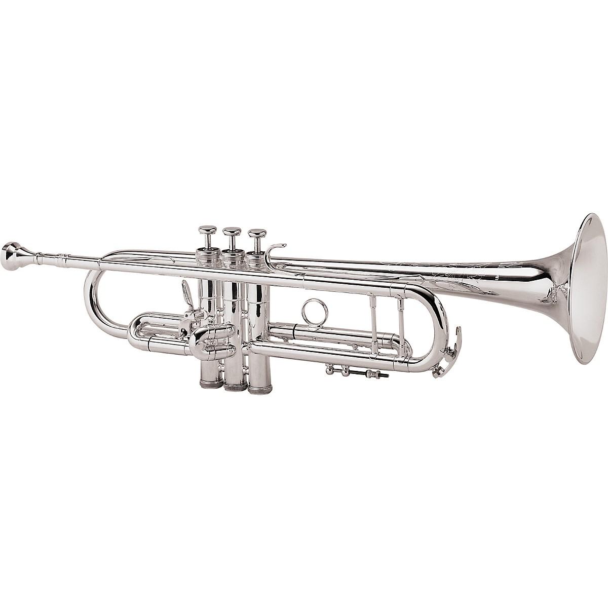 King 2055 Silver Flair Series Bb Trumpet