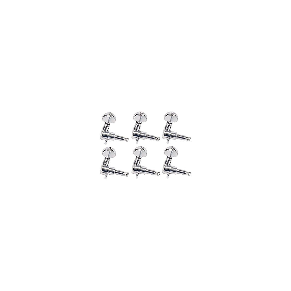 Grover-Trophy 205C6 Mini Rotomatics® 6-In-Line Guitar Tuning Keys
