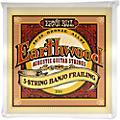 Ernie Ball 2061 Earthwood 80/20 Bronze 5-String Banjo Frailing Strings thumbnail