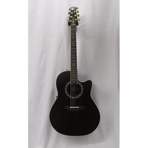 Ovation 2077LX Acoustic Electric Guitar
