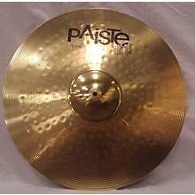 Paiste 20in 101 Cymbal