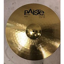 Paiste 20in 101 SPECIAL Cymbal