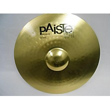 Paiste 20in 101 Special Cymbal Pack Cymbal