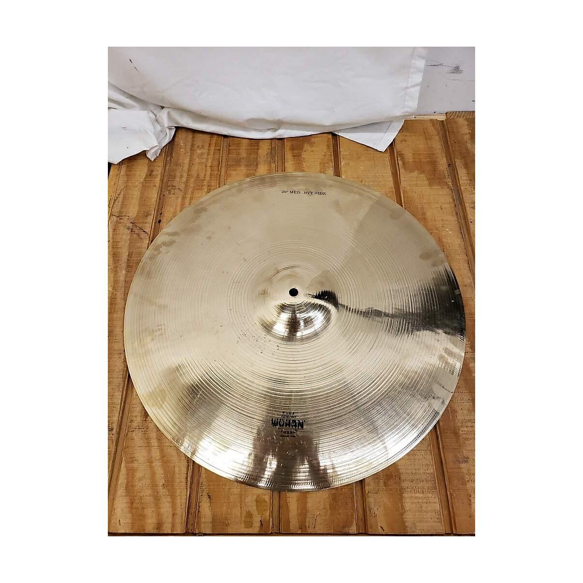 Wuhan Cymbals & Gongs 20in 20