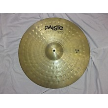 Paiste 20in 200 Cymbal