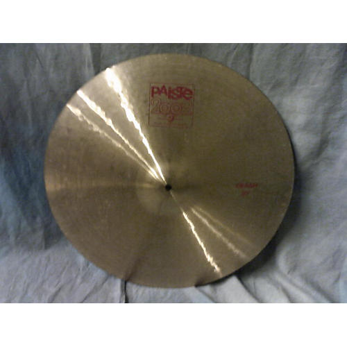 Paiste 20in 2002 Crash Cymbal