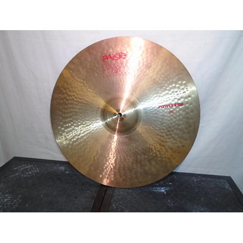 Paiste 20in 2002 Power Ride Cymbal
