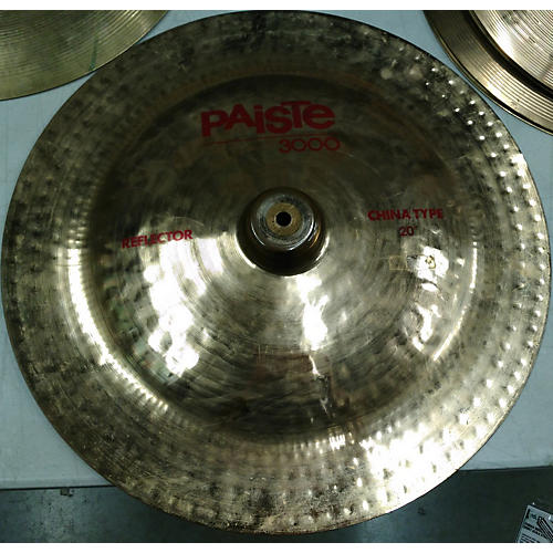 Paiste 20in 3000 Reflector Cymbal