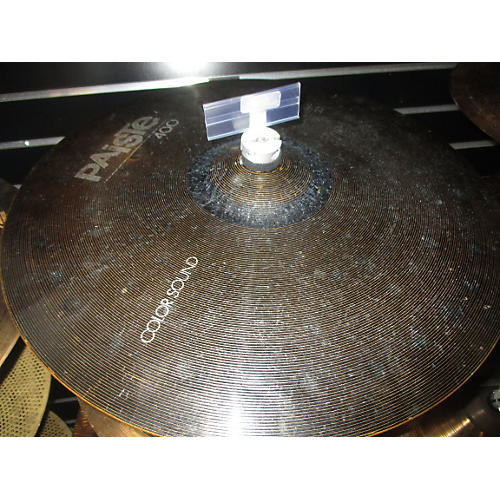 Paiste 20in 400 COLOR SOUND POWER RIDE Cymbal