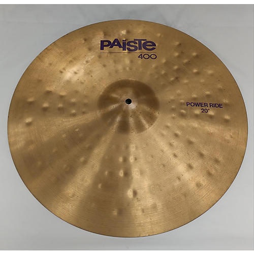 Paiste 20in 400 Power Ride Cymbal