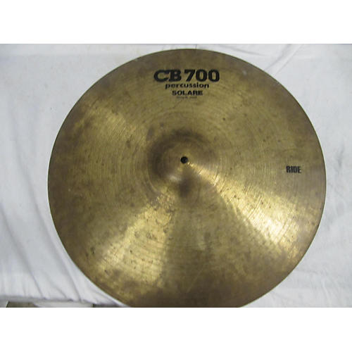 CB Percussion 20in 700 Ride Cymbal