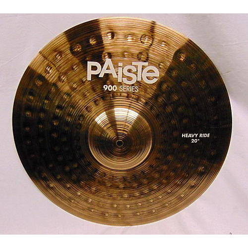 Paiste 20in 900 Series Heavy Ride Cymbal