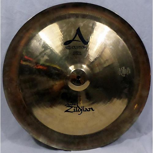 Zildjian 20in A Custom China Cymbal