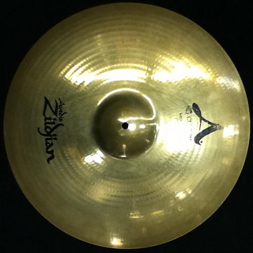 Zildjian 20in A Custom Medium Ride Bronze Cymbal
