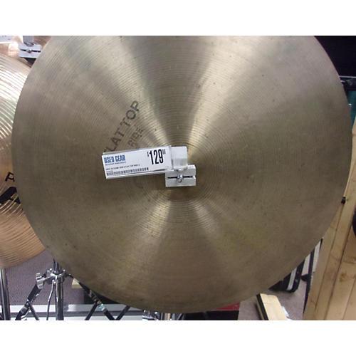 Zildjian 20in A Flat Top Ride Cymbal