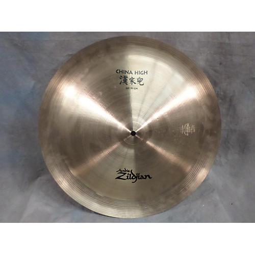 Zildjian 20in A Series China High Cymbal