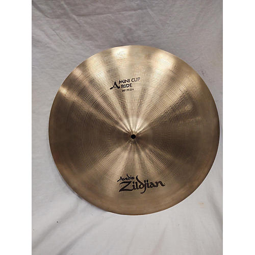 Zildjian 20in A Series Mini Cup Ride Cymbal