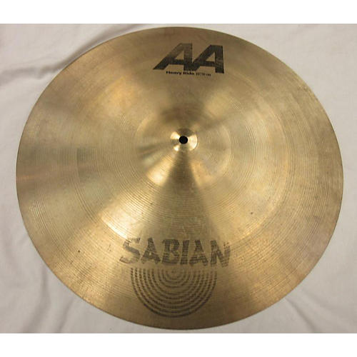 Sabian 20in AA Medium Heavy Ride Cymbal