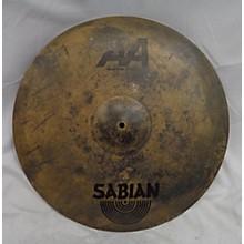 Sabian 20in AA RAW BELL Cymbal