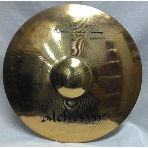 Istanbul Agop 20in ALCHEMY RIDE Cymbal