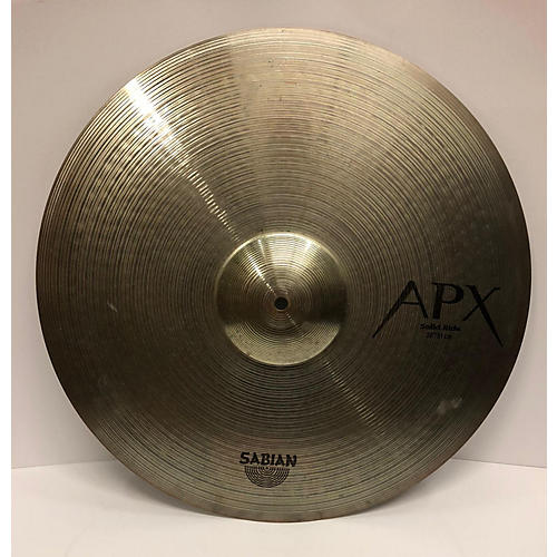Sabian 20in APX Solid Ride Cymbal