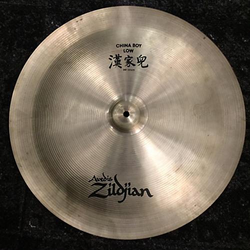 Zildjian 20in AVEDIS CHINA BOY LOW Cymbal