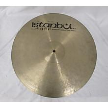 Istanbul Agop 20in Agop Traditional Medium Ride Cymbal