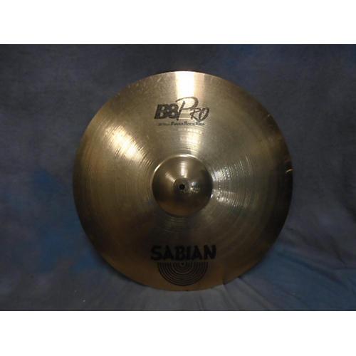 Sabian 20in B8 Pro Power Rock Ride Cymbal