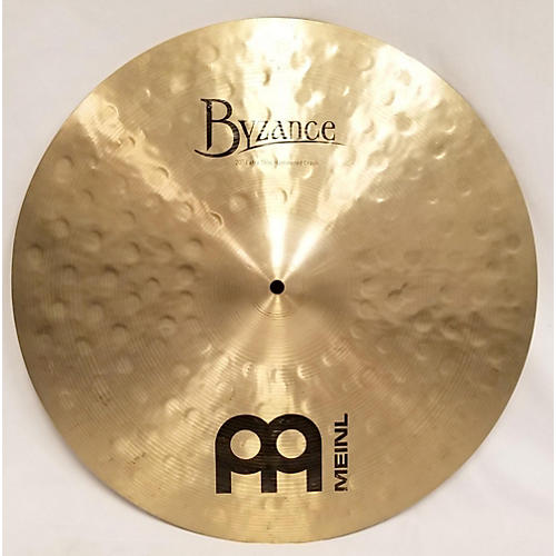 Meinl 20in Byzance Extra Thin Hammered Crash Cymbal