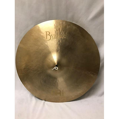 Meinl 20in Byzance Jazz Medium Thin Ride Traditional Cymbal