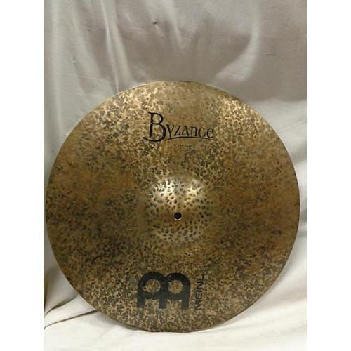 Meinl 20in Byzance Jazz Medium Thin Ride Traditional Cymbal