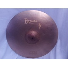 Meinl 20in Byzance Vintage Sand Ride Cymbal