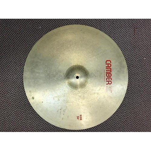 Camber 20in CAMBER II RIDE Cymbal