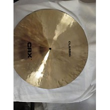 CRX Cymbal 20in Classic China Cymbal
