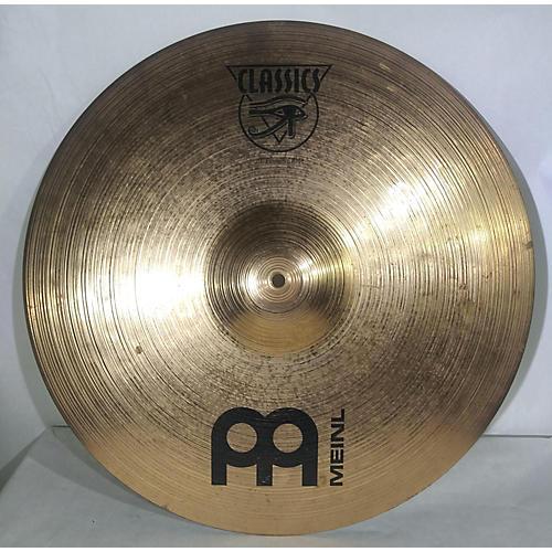 Meinl 20in Classics Powerful Ride Cymbal