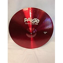 Paiste 20in Colorsound 900 Crash Cymbal