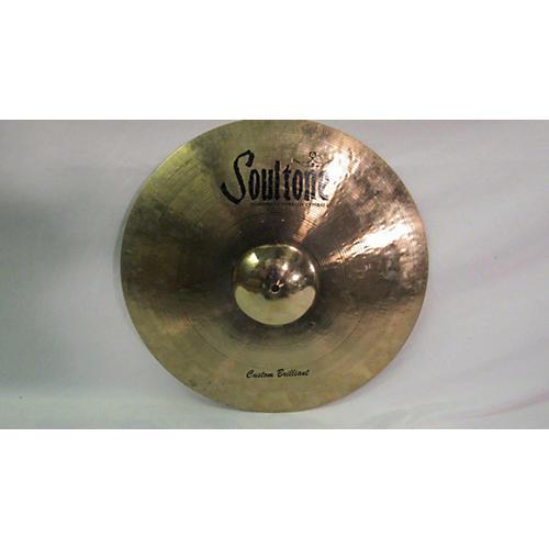 Soultone 20in Custom Brilliant Cymbal