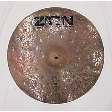 Zion 20in DARK FURY RIDE Cymbal